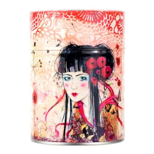 Boîte à thé Minasmoke