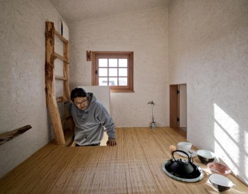 Maisons de thé originales