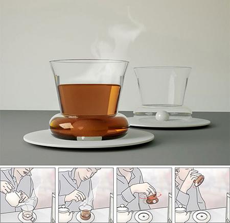 Ceramix - La boîte à thé