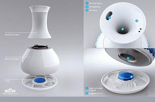 One tea kettle