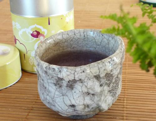 Raku pour le thé