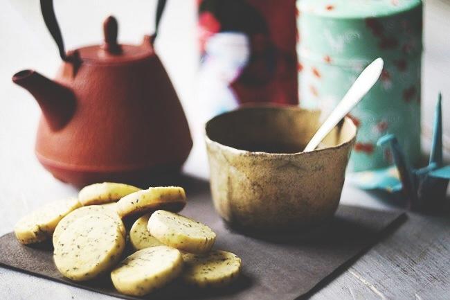 Biscuit thé earl grey
