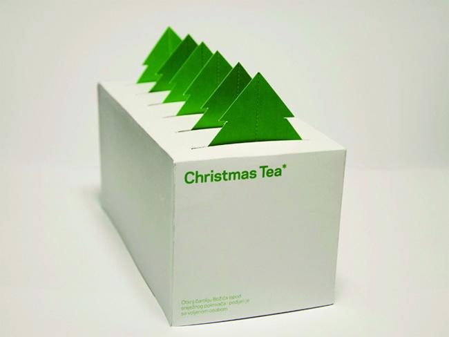 Christmas Tea Mint