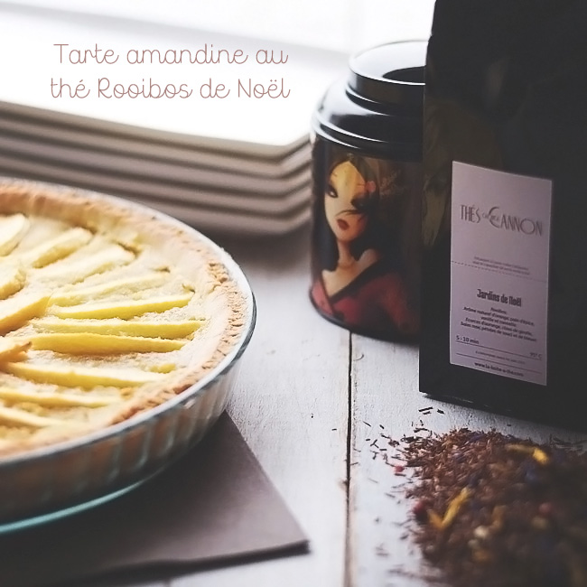 Tarte Rooïbos